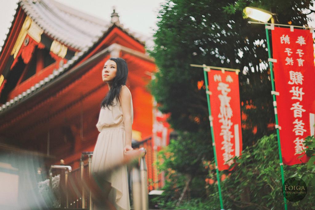 【SAYA】夏日漫遊|日本個人寫真