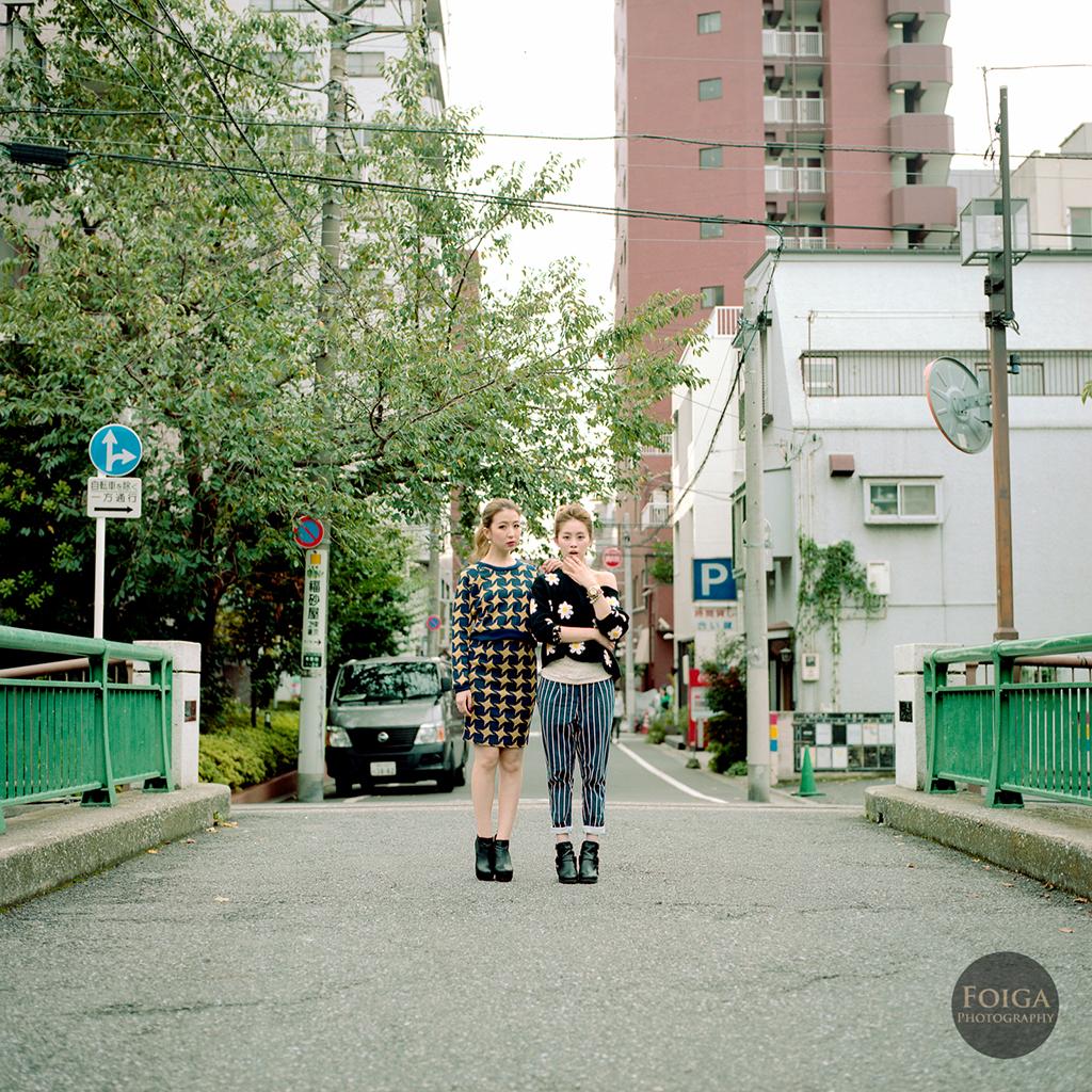 La femme chic 陳彤彤-服裝攝影