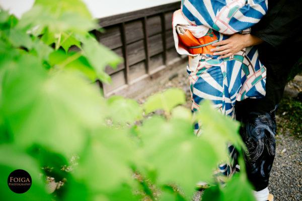 真夏的京都,純愛的溫度。