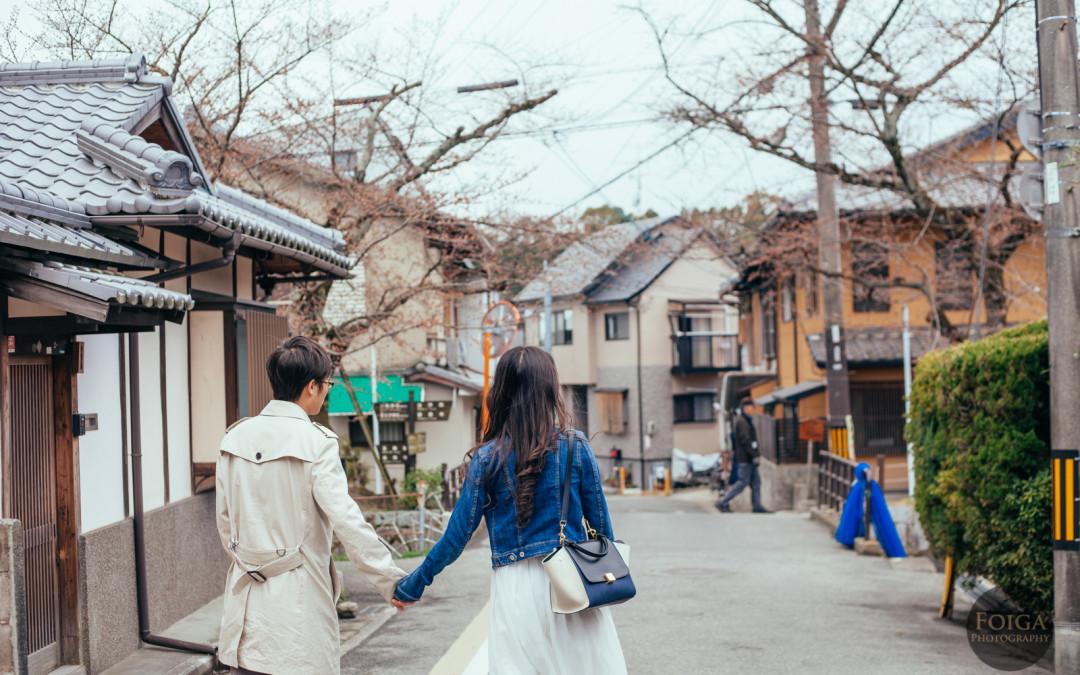 日常 x 恋 | 京都