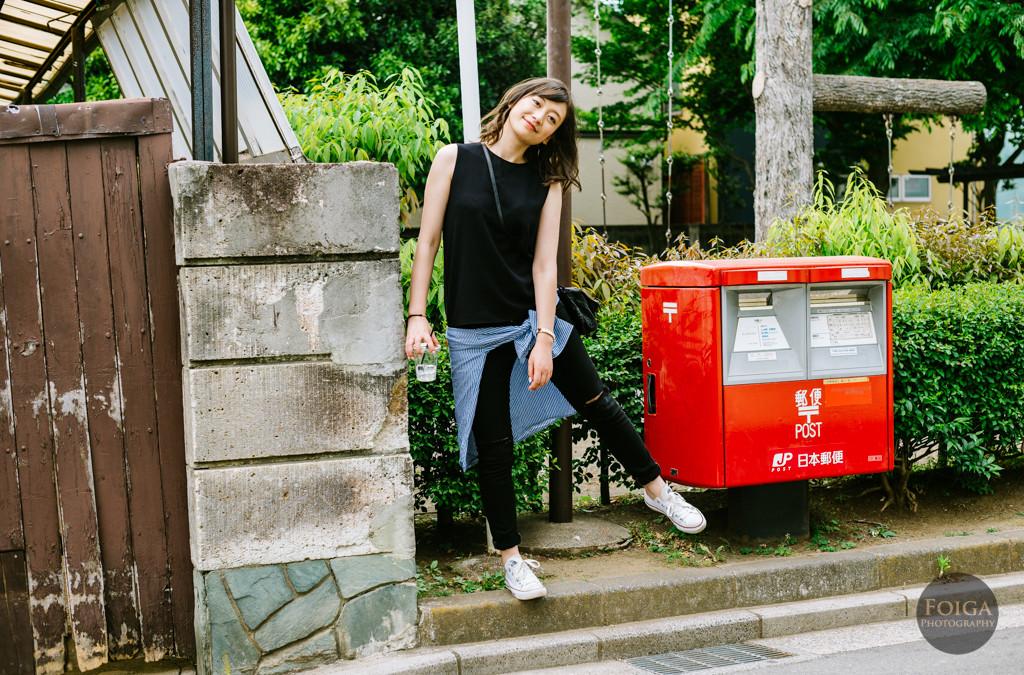 二度目の東京-Aki