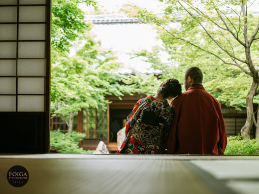 京都新綠 x 自助旅拍