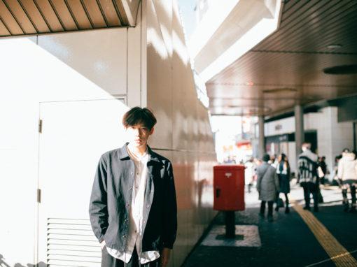 新宿街頭-個人寫真