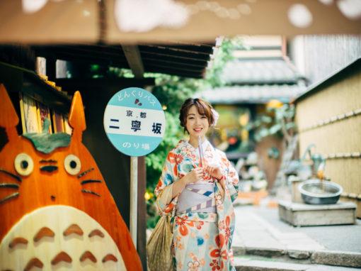 初夏京都和服寫真