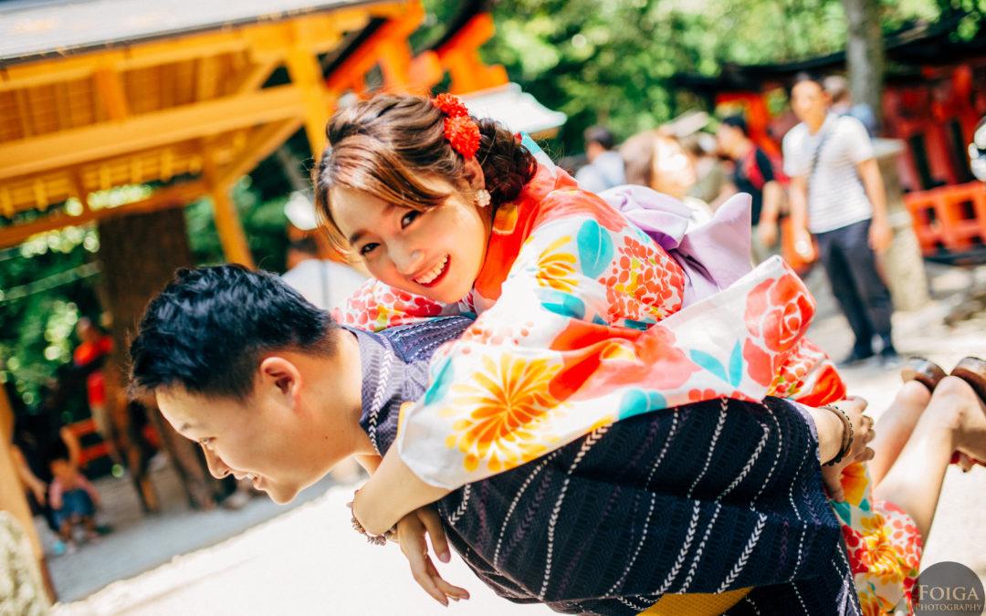 相遊相伴.京都