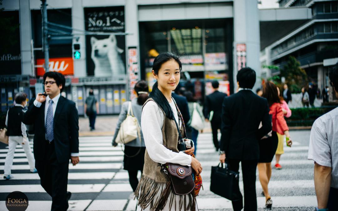 東京個人寫真 – 夢蝶