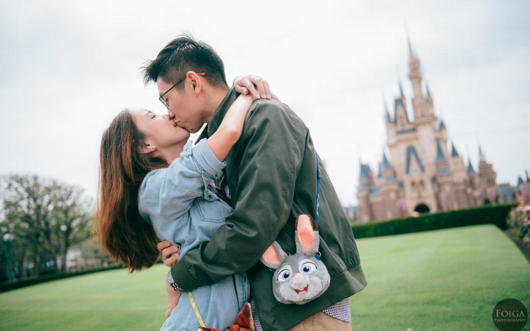 同遊Disney