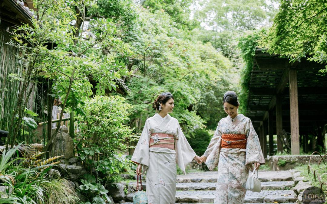 京都新綠時